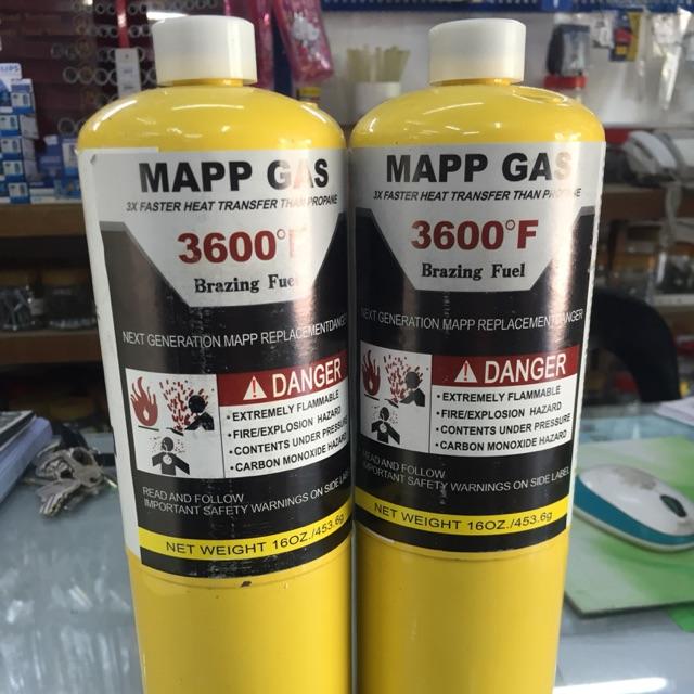 MAPP GAS 16oZ/453gm