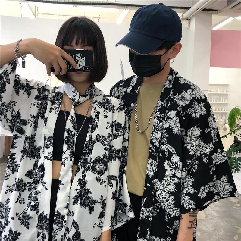 Sun Protection Clothing Womens Jacket Japanese Loose Thin Long Jacket