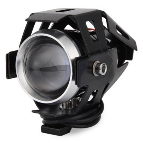 2PCS CREE U5 MOTORCYCLE 12V LED HEADLIGHTS WATERPROOF SPOT LIGHT