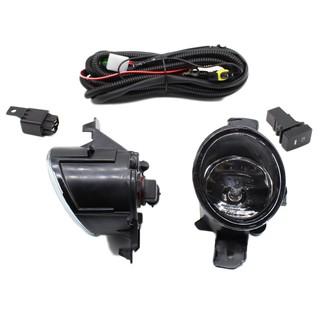 For NISSAN ALMERA 2/II H11 Wiring Harness Switch + 2 Fog ... on