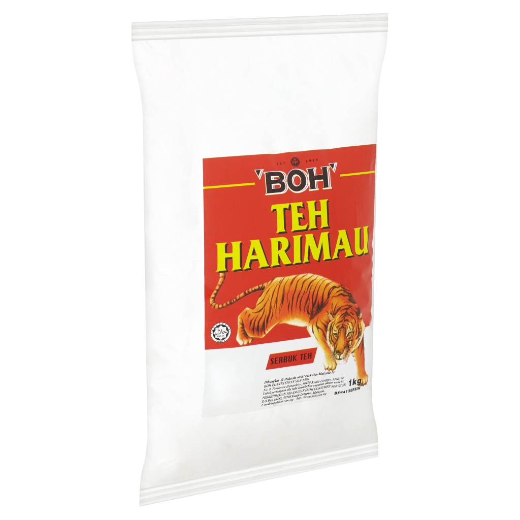 BOH Teh Harimau Serbuk Teh (1kg)