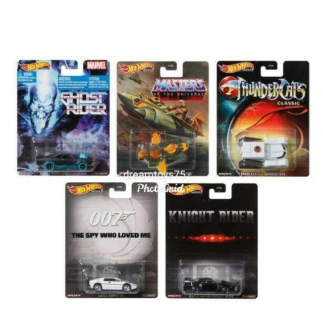 2020 Hot Wheels Retro Entertainment THUNDER CATS Thunder Tank