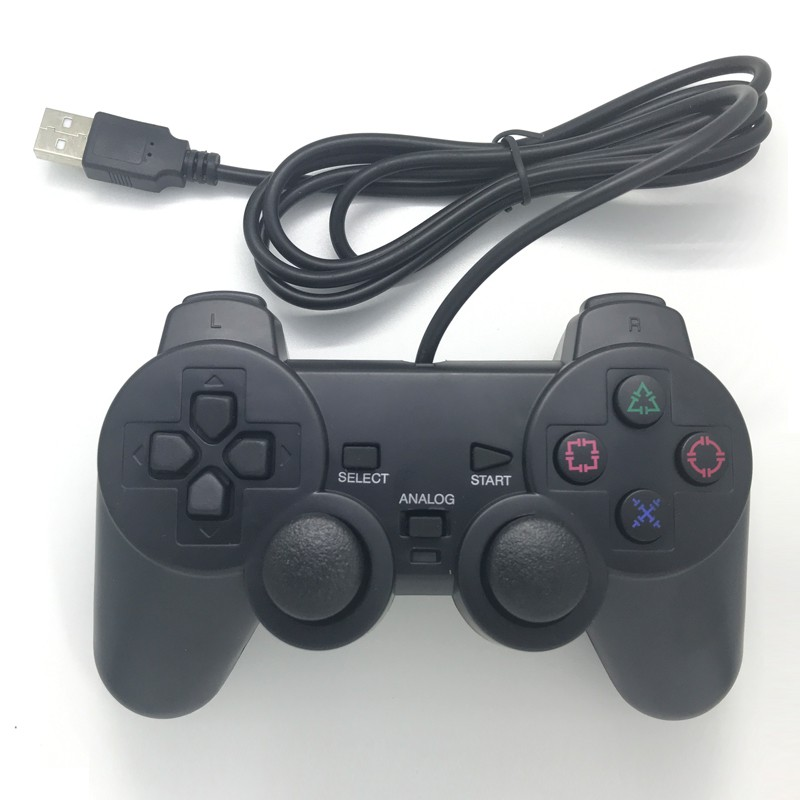 USB Wired Controller Analog Joystick For Retro Gamebox Lite / PC