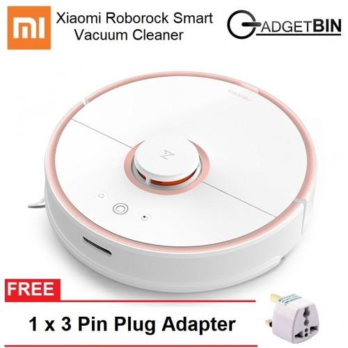 Xiaomi Mi Home Roborock S50 S51 S52 Smart Robot Vacuum Gen 2 With Mop  Cleaner