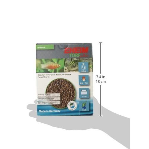 Eheim AEH2511051 Torf Pellets Filter Media for Aquarium 1 Liter