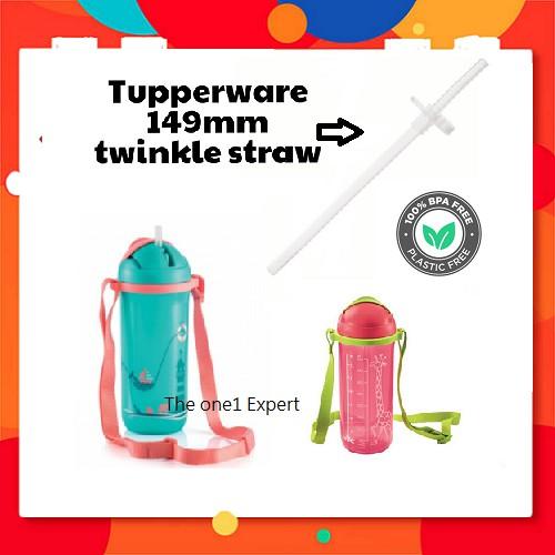 Tupperware Straw of 500ml 【BPA FREE】