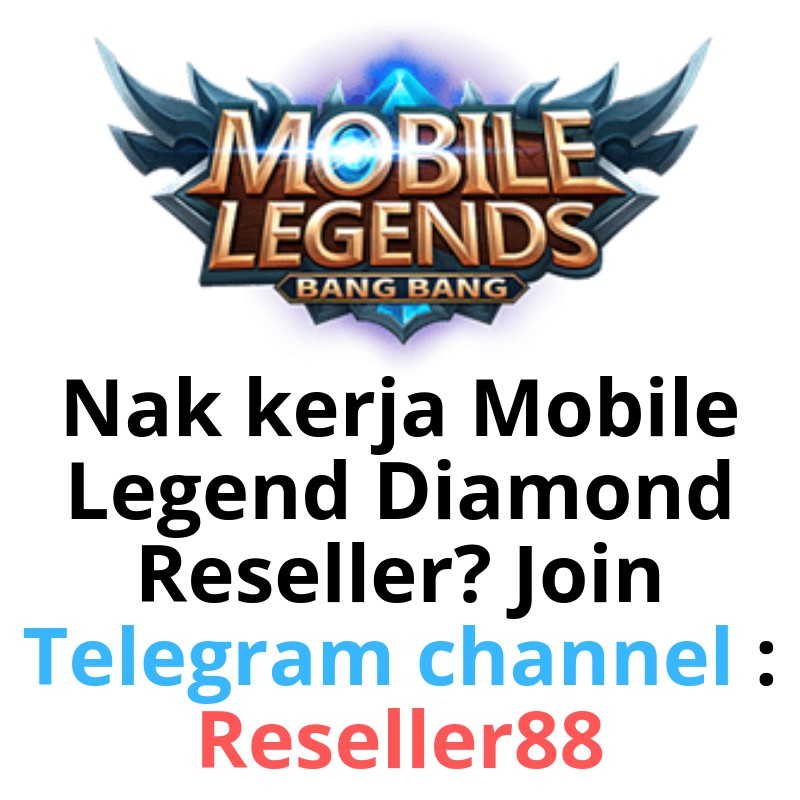 MOBILE LEGEND DIAMOND/PASS/BOARDER