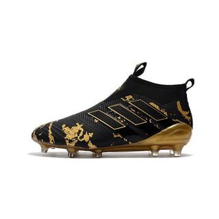buy popular ae251 f6903 Original Adidas 16.1 Purecontrol Soccer Shoes Football Boots Black&Gold  Fustal