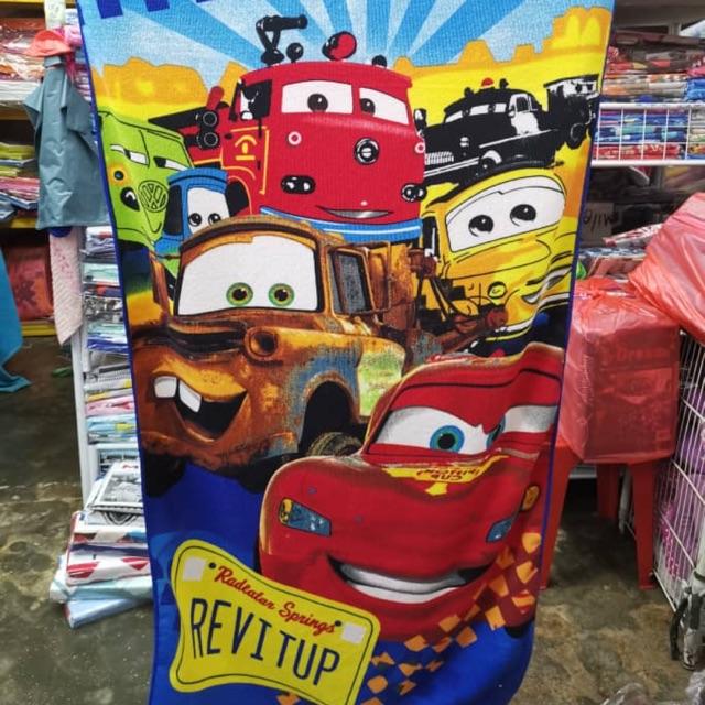 Tuala Kartun for Kids