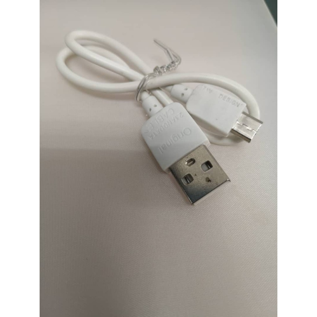 JM SHORT CHARGING CABLE OEM DURABLE QUALITY 0.3M NORMAL CHARGE FOR ANDROID MICRO USB PORT
