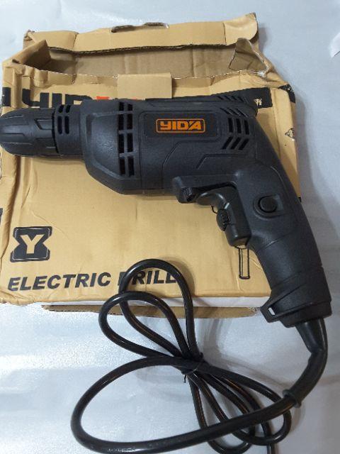 Yida 600 Watt Impact Drill Electric Drill 手电钻 Gerudi Elektrik Shopee Malaysia