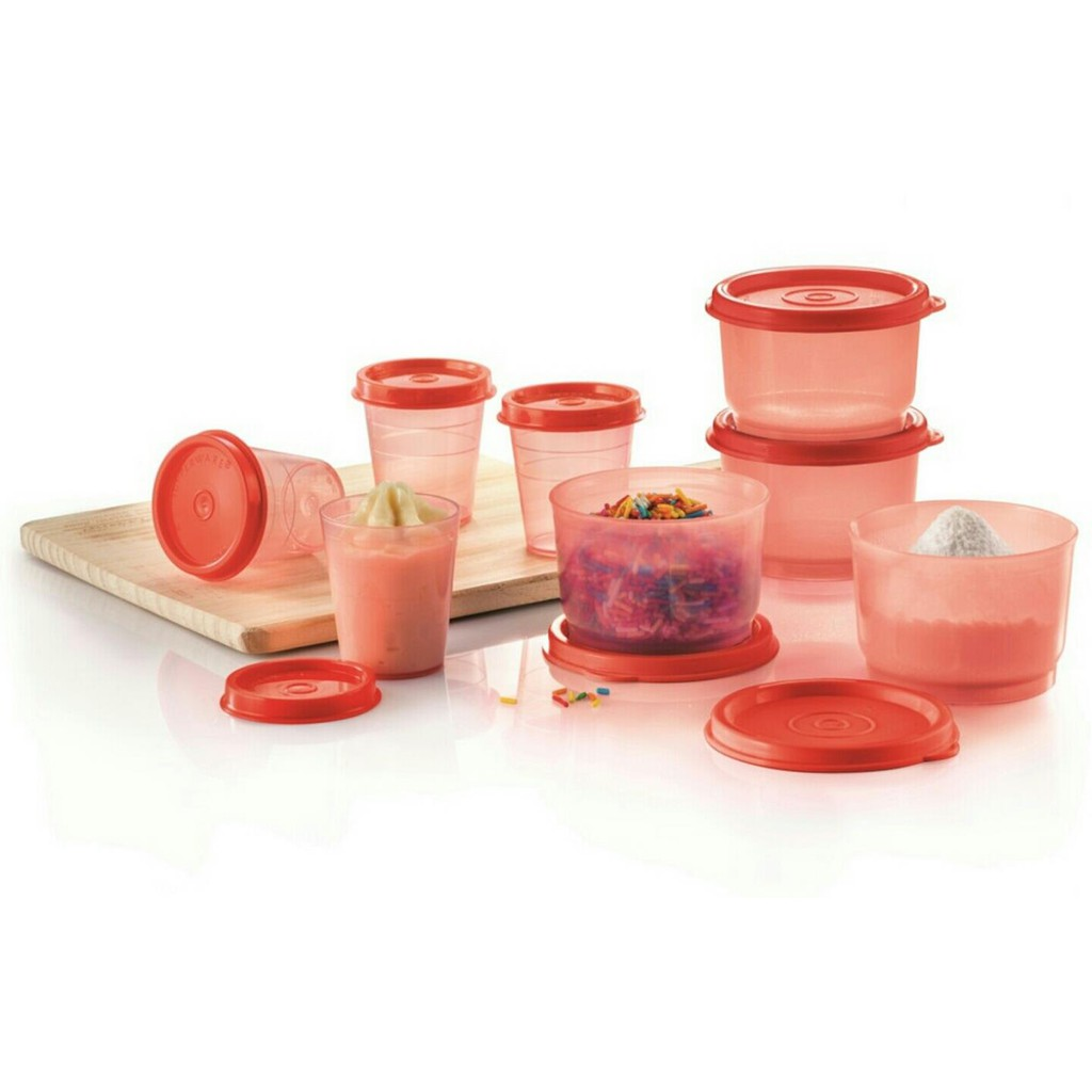 After PKP/ MCO Tupperware Friends Cooking 8 in 1 Set