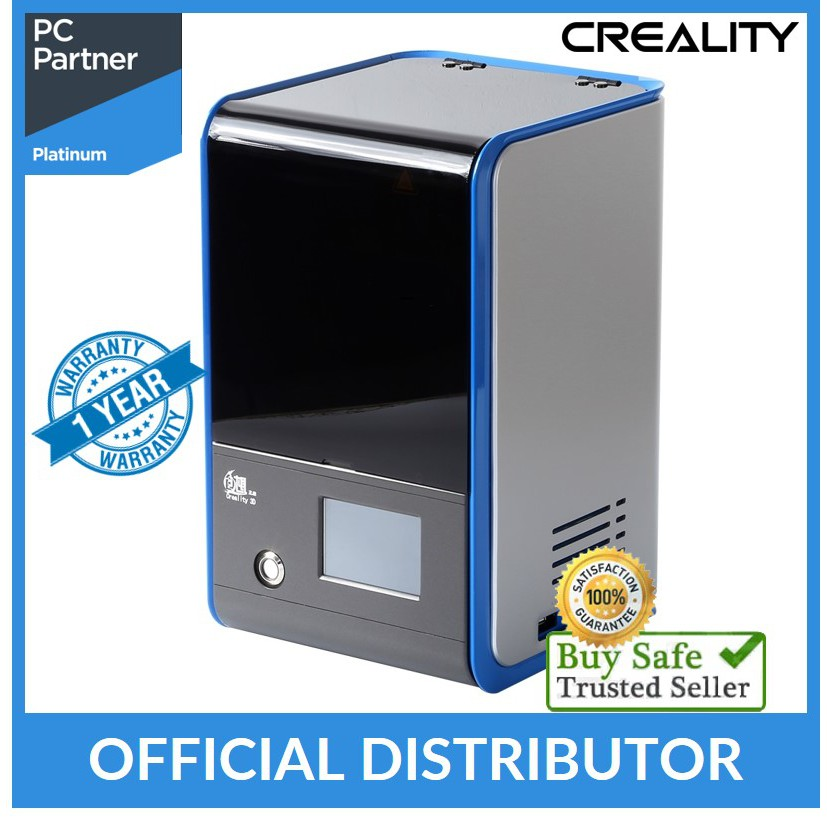 Creality 3D LD-001 Resin LCD 3D Printer Ultra Precision with 3 5'' Touch  Screen