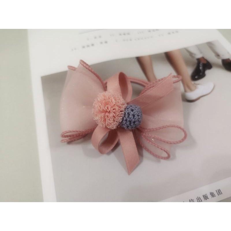 Handmade lovely bow design hairband
