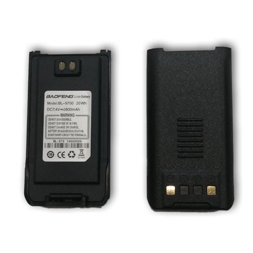 BAOFENG BF-9700 BL-9700 2800mAh Li-ion Battery