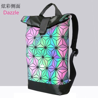 5d928f16ac (Ready Stock) Original Adidas X Issey Miyake 3D Urban Mesh Roll Up Backpack