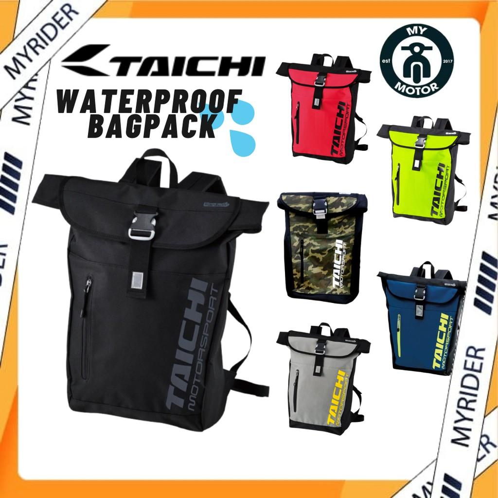 MYRIDER  Motorcycle TAICHI RS271 Backpack Travel Hiking Riding Waterproof Bag (22L)