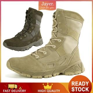 4f613765d79 Desert Tactical Men's Boots Wear-resisting Army Boots Men Waterproof ...