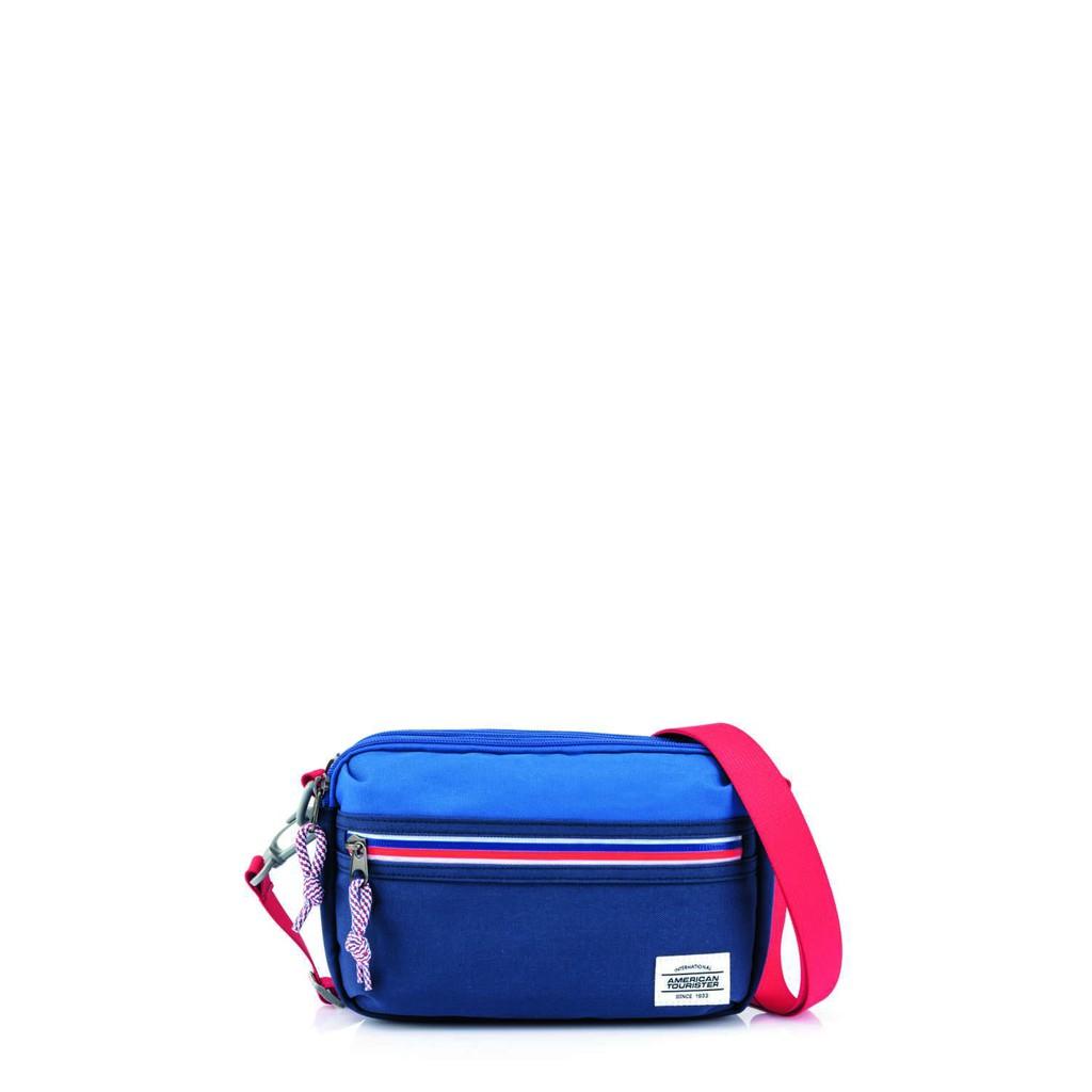 American Tourister BLAKE UTILITY BAG - CLASSIC BLUE