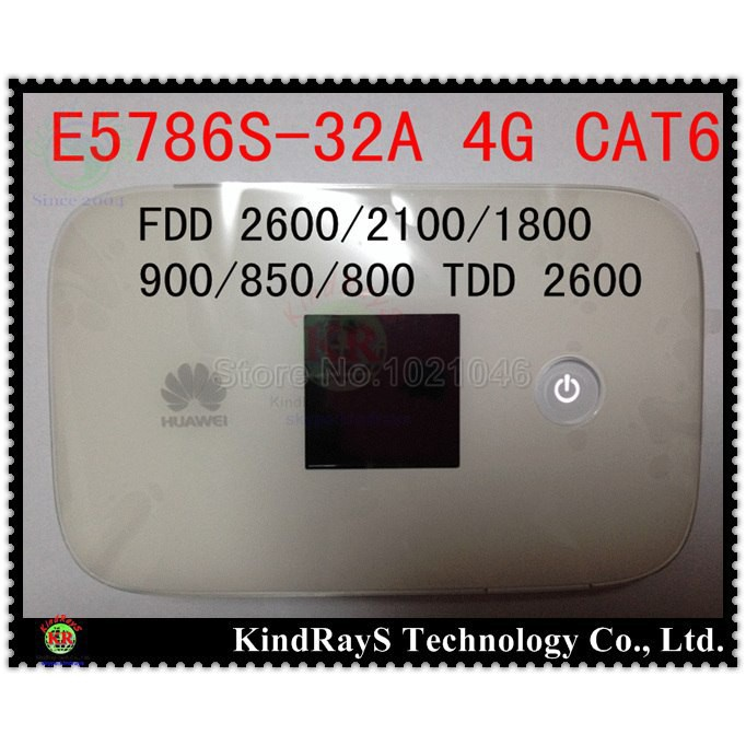 Cat6 300Mbps Huawei E5786s e5786s-32 LTE 4g 3g wifi router 4g 3g mifi  dongle 4g mifi pocket wireless pk e5786s-32a ac790