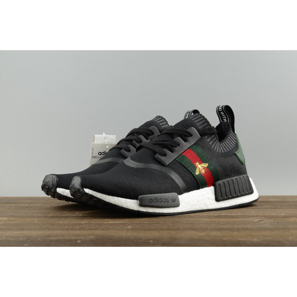 big sale 0ee69 968df Adidas NMD x GUCCI Bees Custom