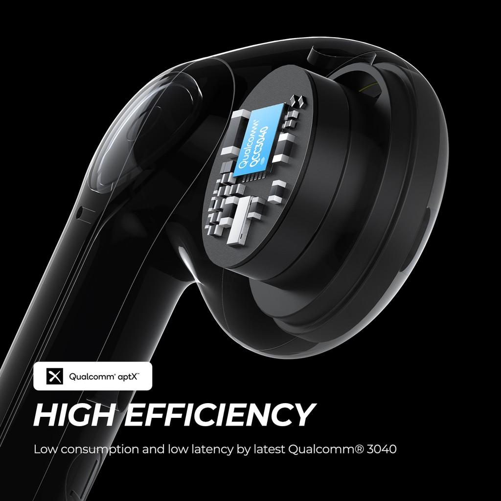 SoundPEATS TrueAir 2 (Local Ready Stock)(1Year Warranty)(Original)