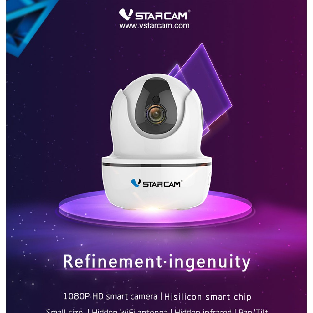 VStarcam C26S Wifi IP Camera 1080P HD cctv Wireless camera Home Security  Camera