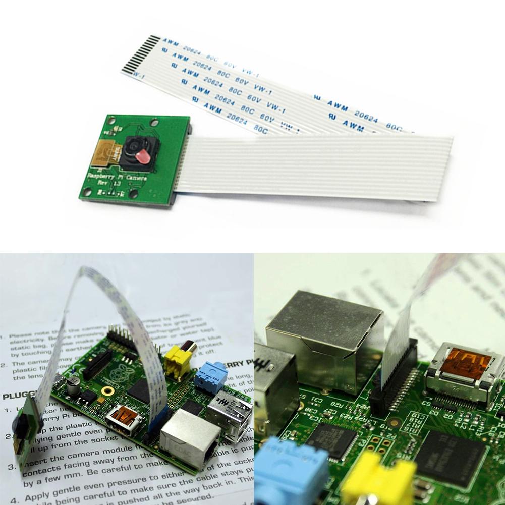 Camera Module Board 5MP Webcam Video 1080p 720p For Raspberry Pi A/B/B+/2/3