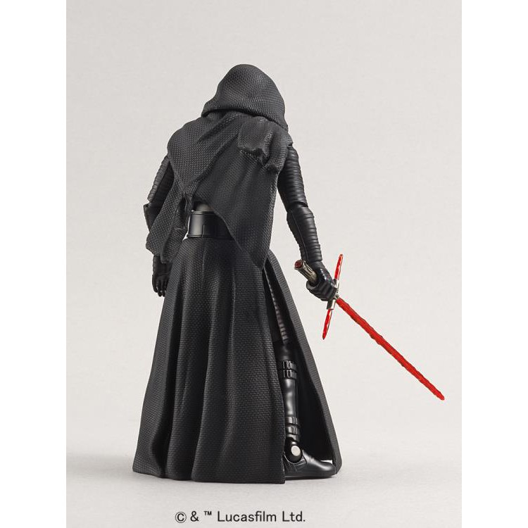 Bandai Star Wars Kylo Ren 1//12 scale plastic model kit Free Shipping from JAPAN