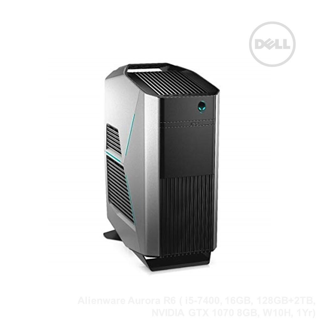 Dell Alienware Aurora R6 (IntelI7-7700/16GB/2TB+256GB SSD/GTX1060/W10H)