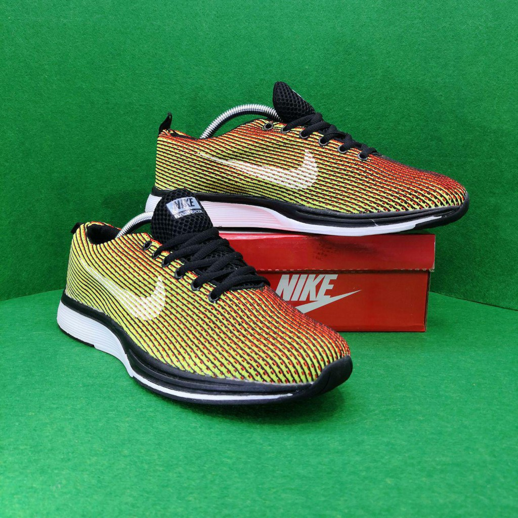 Kids Chameleon Breathable Sports Fly Knit Sneakers