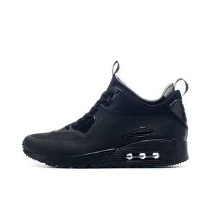 Fashion Nike Air Max 90 Utility Men Running Shoes Black