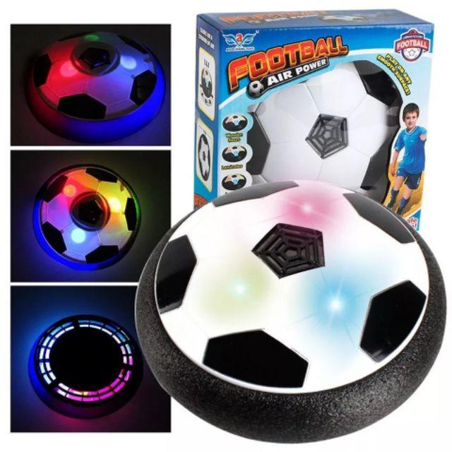 [ READYSTOCK ]  18CM Led Air Hover Football Light Up Night Light Flashing Soccer Toy Music Kid Baby Jualan Murah Mainan