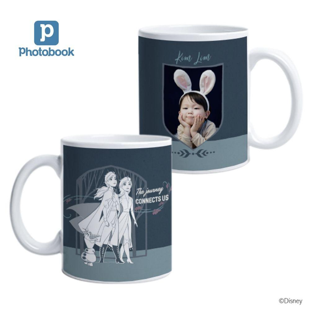 Photobook Malaysia Disney Frozen II Couple Photo Mug