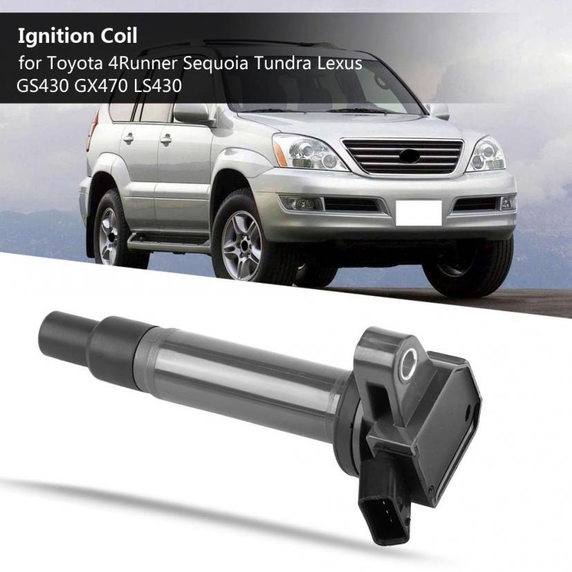 8pcs OEM Ignition Coils for Toyota Lexus SC430 4Runner Sequoia Tundra V8 NEW!