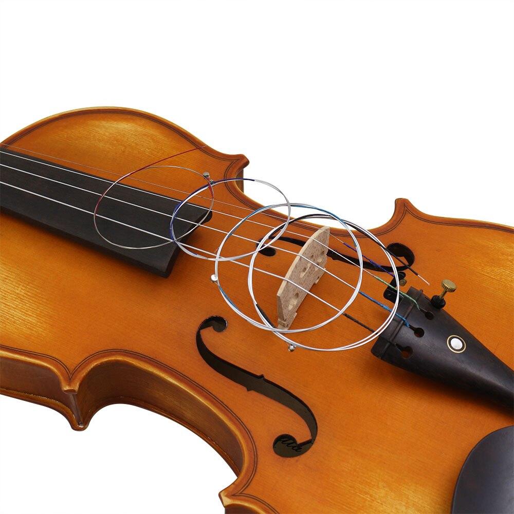German Pirastro Tonica Violin Fiddle Strings 4 Pcs A E G D One Set Ball End