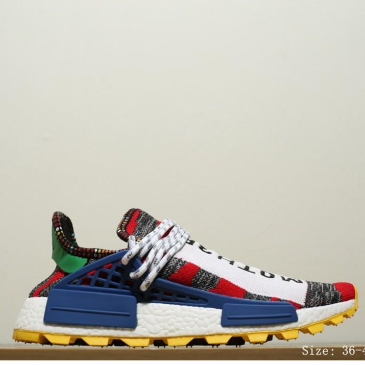 purchase cheap 2858f 0ca45 * Ready Stock*Adidas Human Race Nmd Running shoes Women Men Sneakers