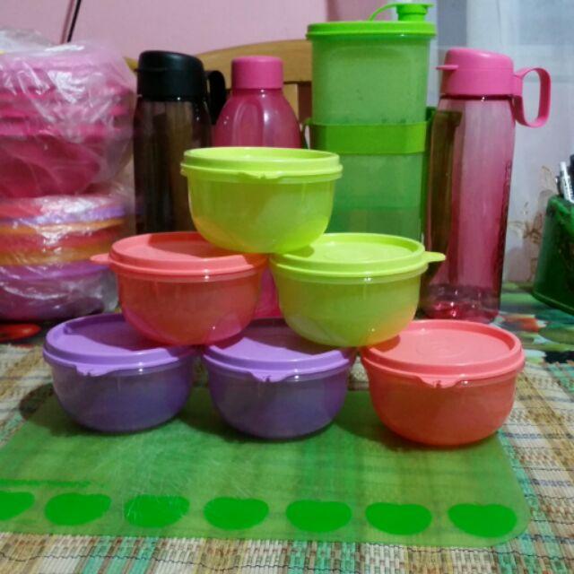 Tupperware Mini Bowls 250ml