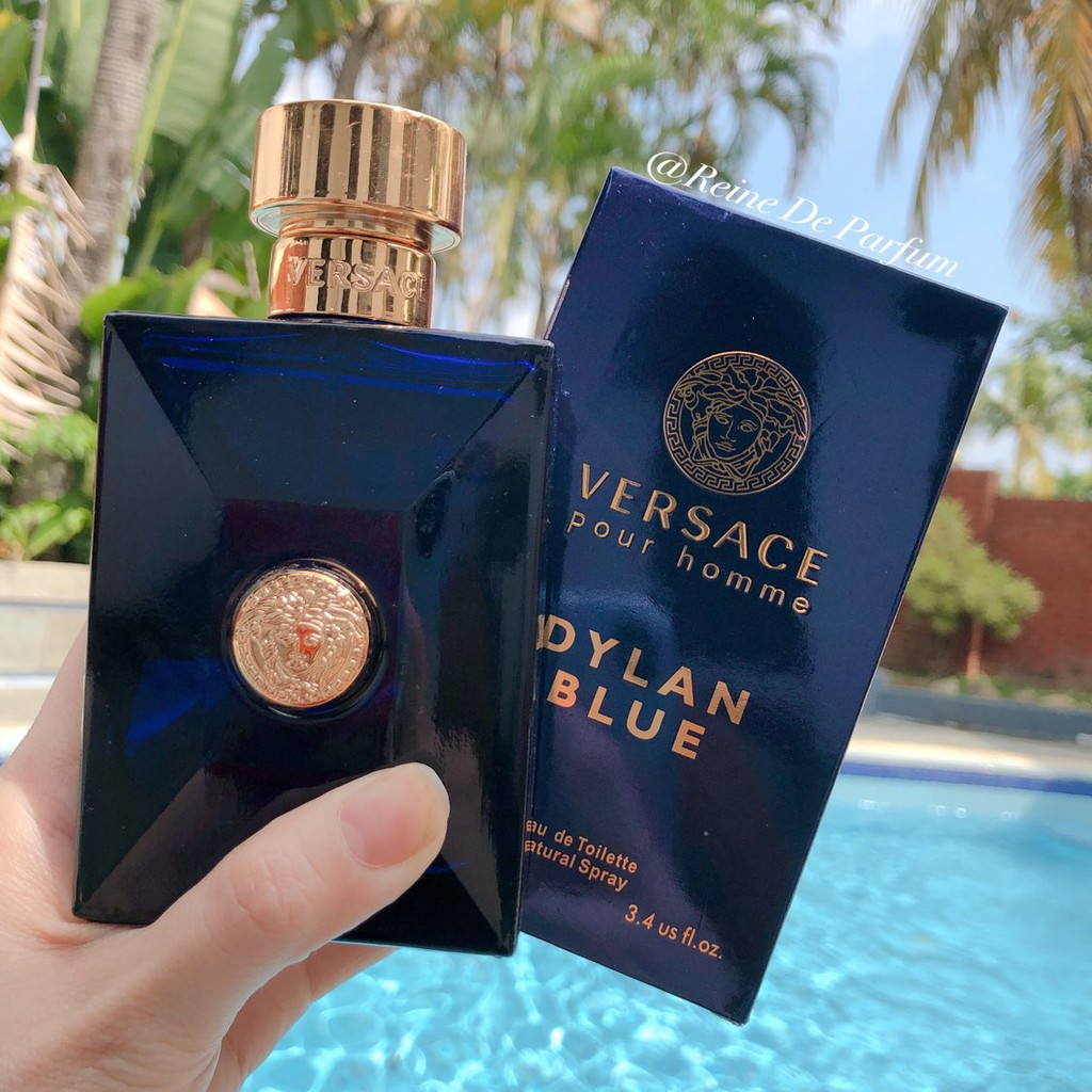 Malaysia Free Versace Dylan Duty Perfume Blue Pour HommeShopee uF1JclKT3