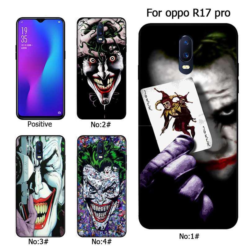 Joker Wallpaper Oppo R15 R11 Mobile Phone Case
