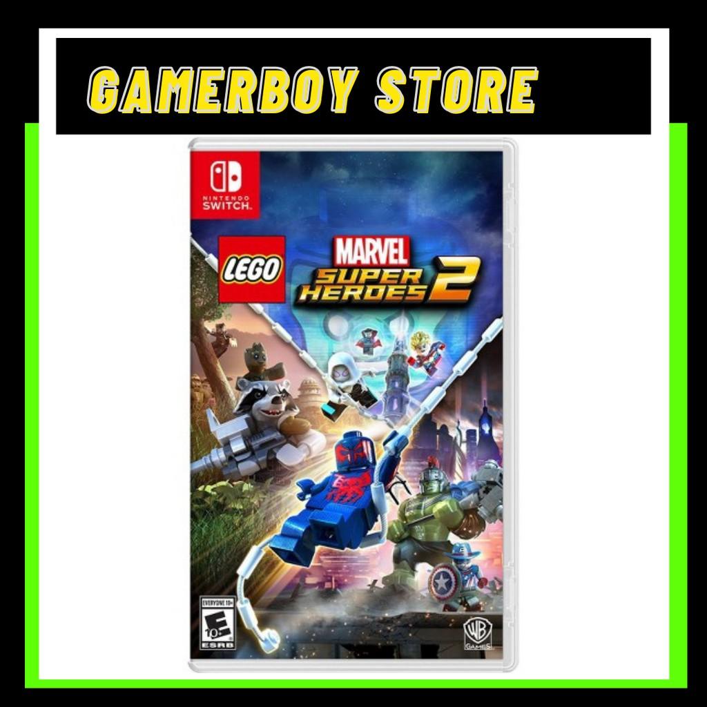 NINTENDO SWITCH LEGO MARVEL SUPER HEROES 2 (PHYSICAL)