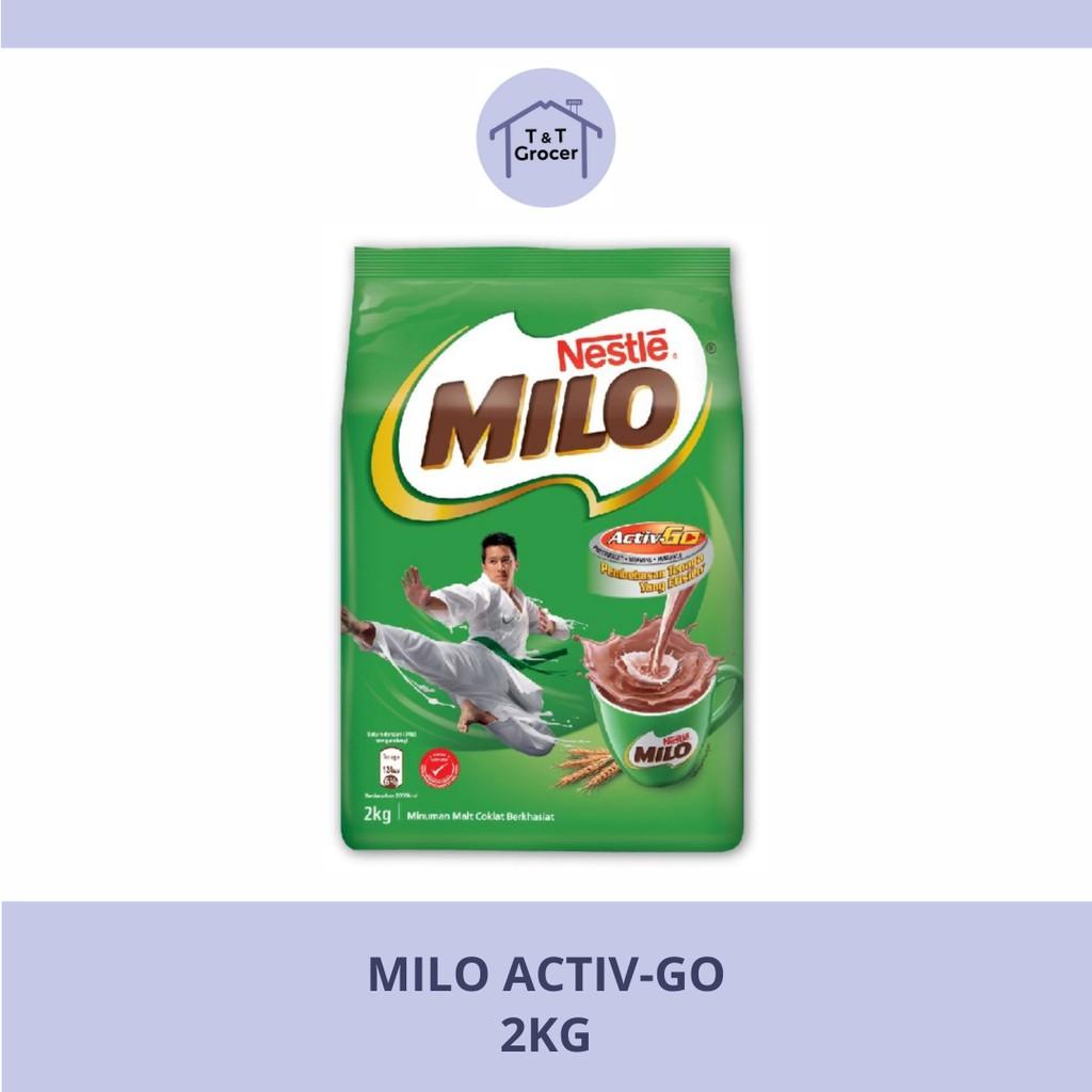 Milo  Activ-Go (2kg)
