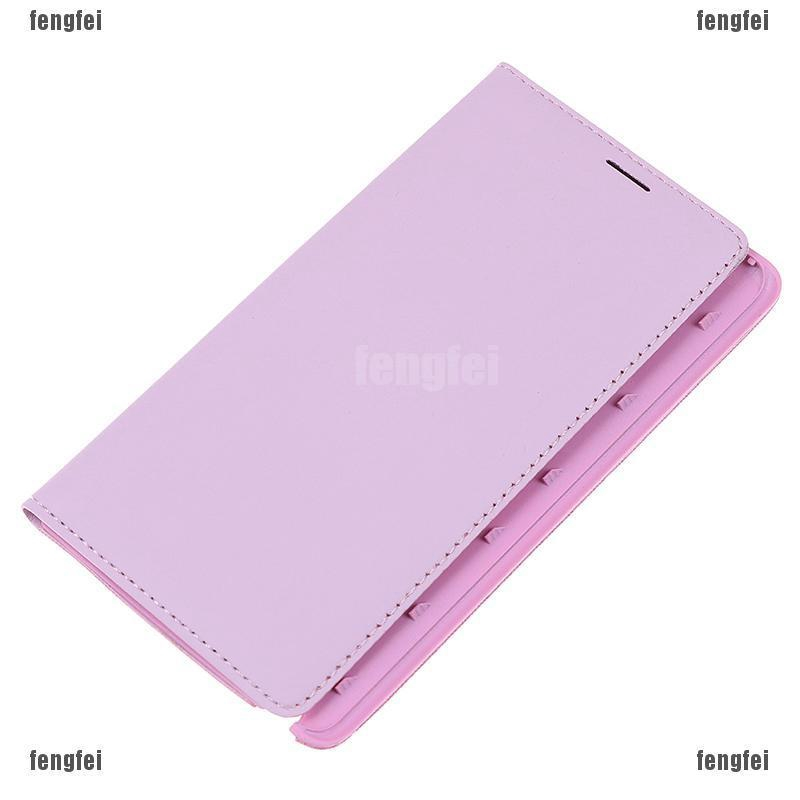 【readystock】For galaxy note edge n9150 case luxury flip leather case cover back skin