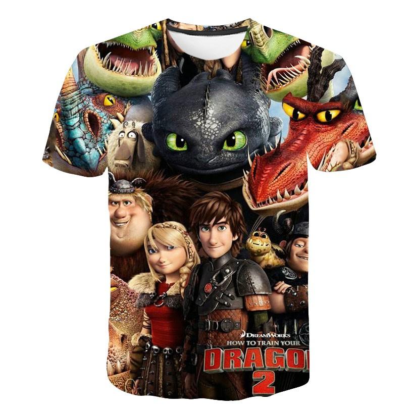 Soft Dragon Cold Drago GRR GRR GRR T-Shirt