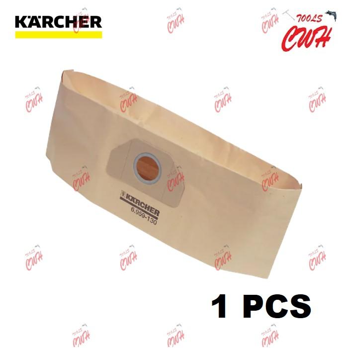 SE4001 WD3 KARCHER 28632760 VACUUM CLEANER PAPER FILTER BAG MV3 WD3 PREMIUM SE4001 DUST BAG