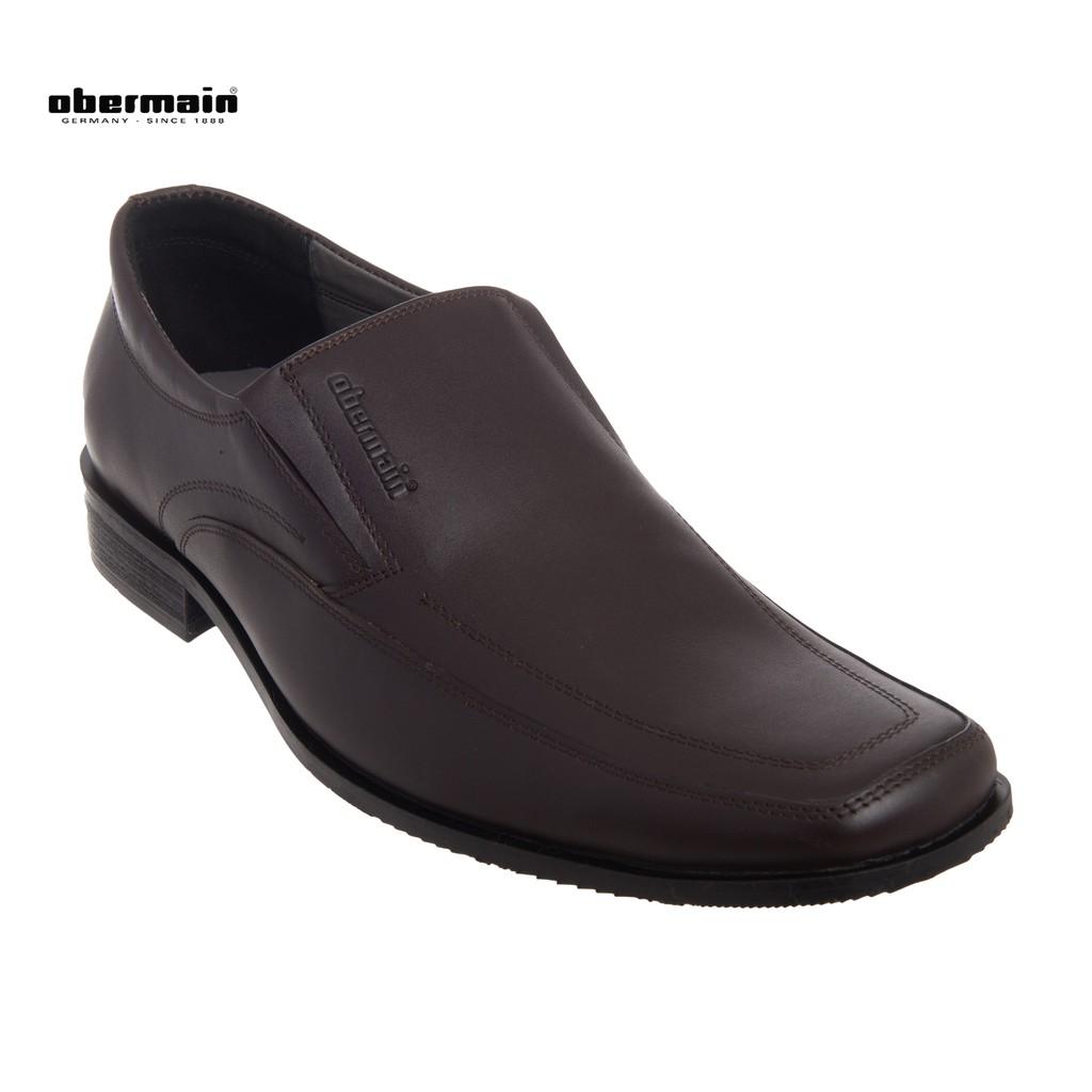 Obermain Men s Messenger Bag - Brown  4c21ff81cd