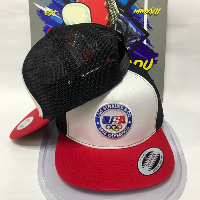 9889ae362db olympics cap - Hats   Caps Online Shopping Sales and Promotions -  Accessories Oct 2018