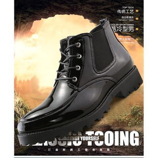 e97aca4841c Men Winter Ankle Boots Warm Fur Snow Motocycle Oxfords Male Suede ...