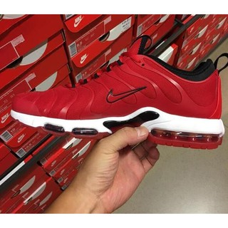 quality design 14f67 cf9ef RED Nike Air Max Plus Tn Ultra 3M Men's Breathable Running ...