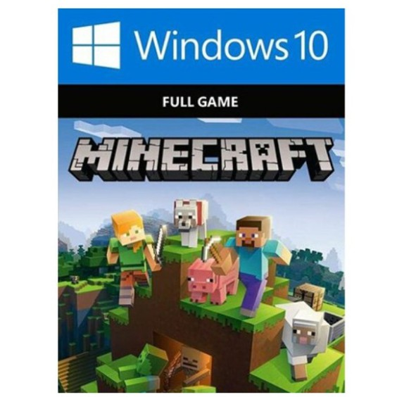 MINECRAFT: WINDOWS 10 EDITION [PC DIGITAL DOWNLOAD]
